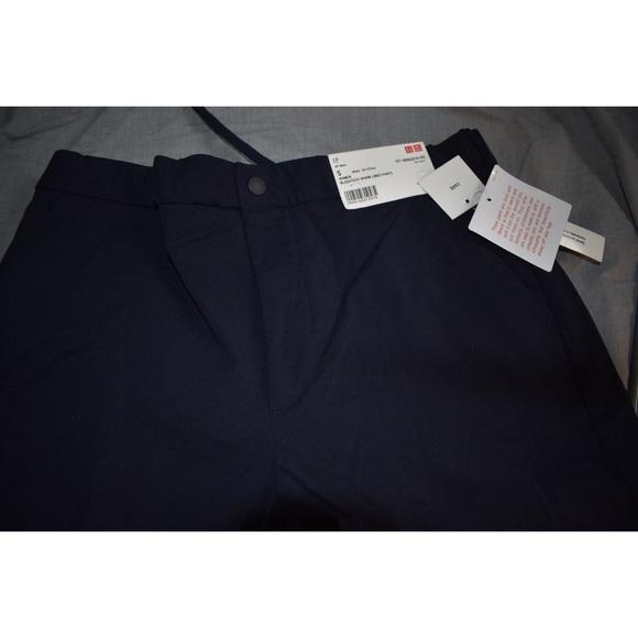 35c64fe08b6e70 Uniqlo Pants | Blocktech Warm Lined Navy Blue | Poshmark